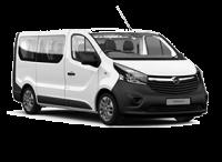 Opel Vivaro 9 Seater A/C
